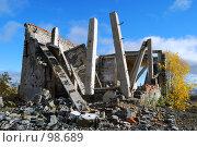 Купить «Разруха», фото № 98689, снято 27 сентября 2007 г. (c) Валерий Александрович / Фотобанк Лори