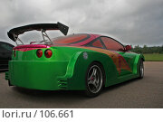 Авто GT. Стоковое фото, фотограф Чумилин Леонид Александрович / Фотобанк Лори