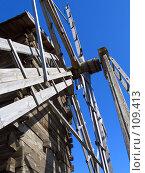 Купить «Кижи, мельница 3», фото № 109413, снято 19 августа 2007 г. (c) Ярослава Синицына / Фотобанк Лори
