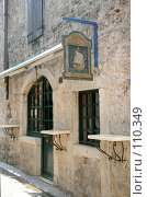Купить «Бистро Злато Сидро в  старом городе Будва, Черногория», фото № 110349, снято 26 августа 2007 г. (c) Fro / Фотобанк Лори