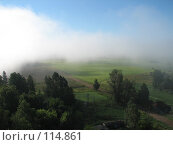 Купить «А поутру туман рассеялся...», фото № 114861, снято 31 июля 2007 г. (c) Алембатров Алексей / Фотобанк Лори