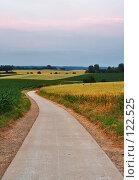 Купить «Вечерние холмы», фото № 122525, снято 5 июля 2006 г. (c) Михаил Лавренов / Фотобанк Лори