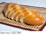 Купить «Белый хлеб в нарезку», фото № 125769, снято 20 октября 2007 г. (c) Петухов Геннадий / Фотобанк Лори