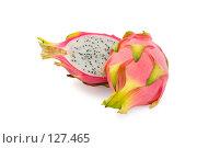 Купить «Экзотический фрукт. Розовая питахайя», фото № 127465, снято 24 ноября 2007 г. (c) Алексей Судариков / Фотобанк Лори