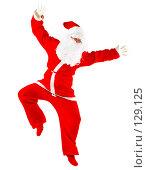 Купить «Санта-Клаус», фото № 129125, снято 9 ноября 2007 г. (c) Серёга / Фотобанк Лори