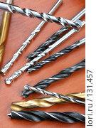 Купить «Сверла для дрели», фото № 131457, снято 28 ноября 2007 г. (c) Александр Паррус / Фотобанк Лори