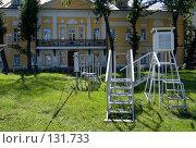 Купить «Метеостанция в Москве», фото № 131733, снято 9 августа 2007 г. (c) Юрий Синицын / Фотобанк Лори