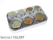 Купить «Карманная монетница», фото № 132097, снято 29 ноября 2007 г. (c) Евгений Мареев / Фотобанк Лори