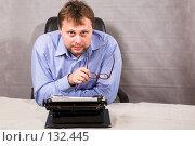 Писатель. Author. Стоковое фото, фотограф Коваль Василий / Фотобанк Лори