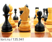 Купить «Шахматы. Chess.», фото № 135941, снято 30 ноября 2007 г. (c) Анатолий Теребенин / Фотобанк Лори