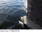 Мост Петра Великого через Неву. Петербург. Деталь (2007 год). Стоковое фото, фотограф Катыкин Сергей / Фотобанк Лори