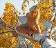 Блондинка на дереве, фото № 138297, снято 18 сентября 2005 г. (c) Serg Zastavkin / Фотобанк Лори