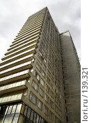 Купить «Высотка на Новом Арбате», фото № 139321, снято 24 августа 2005 г. (c) Андрей Ерофеев / Фотобанк Лори