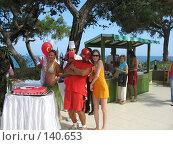 Праздник Турецкой молодёжи (2006 год). Редакционное фото, фотограф DIA / Фотобанк Лори