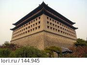 Купить «Пекин. Угол старой городской стены.», фото № 144945, снято 5 ноября 2007 г. (c) Александр Солдатенко / Фотобанк Лори
