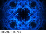 Купить «Яркий глубокий синий фон», иллюстрация № 146765 (c) Ольга Сапегина / Фотобанк Лори
