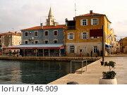 Купить «Причал в городке Фажана. Хорватия.», фото № 146909, снято 22 ноября 2007 г. (c) Николай Коржов / Фотобанк Лори