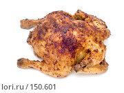 Купить «Жареный цыпленок», фото № 150601, снято 24 сентября 2018 г. (c) Угоренков Александр / Фотобанк Лори