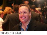 Купить «Знаменитости. Кевин Джеймс», фото № 151633, снято 19 февраля 2005 г. (c) Денис Макаренко / Фотобанк Лори