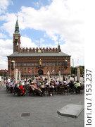 Купить «Дания. Копенгаген. Городской пейзаж», фото № 153237, снято 19 июля 2007 г. (c) Александр Секретарев / Фотобанк Лори