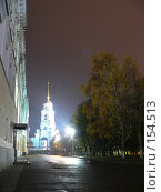 Купить «Успенский собор города Владимира», фото № 154513, снято 19 октября 2007 г. (c) Андреева Анастасия / Фотобанк Лори