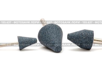 Купить «Шлифовальные головки», фото № 155637, снято 21 января 2019 г. (c) Угоренков Александр / Фотобанк Лори
