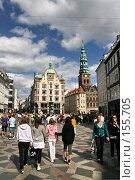 Купить «Дания. Копенгаген. Городской пейзаж», фото № 155705, снято 19 июля 2007 г. (c) Александр Секретарев / Фотобанк Лори