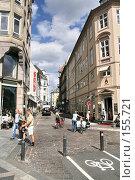 Купить «Дания. Копенгаген. Городской пейзаж», фото № 155721, снято 19 июля 2007 г. (c) Александр Секретарев / Фотобанк Лори