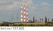 Купить «Оренбургский газоперерабатывающий завод», фото № 157605, снято 19 августа 2007 г. (c) Александр Катайцев / Фотобанк Лори