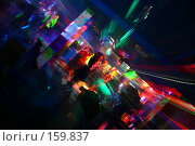 Купить «Силуэты танцующих в ночном клубе - громкая музыка, ритм и вспышки. Движение на танцполе», фото № 159837, снято 4 февраля 2006 г. (c) Harry / Фотобанк Лори