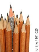 Купить «Набор чертежных карандашей», фото № 161025, снято 9 октября 2006 г. (c) Александр Паррус / Фотобанк Лори