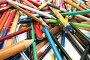 Коллекция карандашей, фото № 161045, снято 9 октября 2006 г. (c) Александр Паррус / Фотобанк Лори