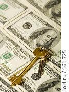 Купить «Ключи и деньги. Ипотека.», фото № 161725, снято 26 декабря 2007 г. (c) Олег Селезнев / Фотобанк Лори