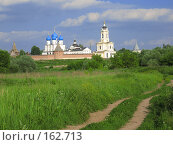 Купить «Серпухов, Подмосковье, Высоцкий монастырь», фото № 162713, снято 28 июня 2006 г. (c) ИВА Афонская / Фотобанк Лори
