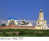 Купить «Серпухов, Подмосковье, Высоцкий монастырь», фото № 162717, снято 28 июня 2006 г. (c) ИВА Афонская / Фотобанк Лори
