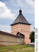 Купить «Старый монастырь в Суздале», фото № 165189, снято 13 августа 2007 г. (c) Сергей Байков / Фотобанк Лори