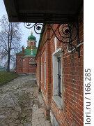 Купить «В монастыре», фото № 166285, снято 28 октября 2007 г. (c) Бычков Игорь / Фотобанк Лори
