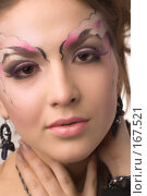 Купить «Женская красота», фото № 167521, снято 30 ноября 2007 г. (c) AlexValent / Фотобанк Лори