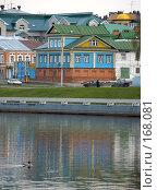 Купить «Старотатарская слобода», фото № 168081, снято 4 мая 2007 г. (c) Рашит Загидуллин / Фотобанк Лори