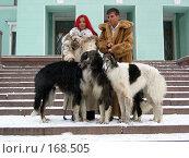 Купить «Ольга Орлова и Андрей Губин», фото № 168505, снято 11 марта 2003 г. (c) Сергей Лаврентьев / Фотобанк Лори