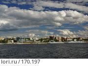 Купить «Самара. Речной вокзал.», фото № 170197, снято 22 июля 2007 г. (c) Николай Федорин / Фотобанк Лори