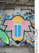 Купить «Граффити... Киев, Украина.», фото № 170245, снято 3 января 2008 г. (c) Игорь Веснинов / Фотобанк Лори