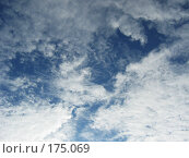 Купить «Небо», фото № 175069, снято 12 января 2008 г. (c) Костя Суханов / Фотобанк Лори