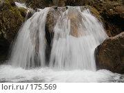 Купить «Водопад Су-Учхан, Украина, Крым», фото № 175569, снято 25 марта 2007 г. (c) Максим Проценко / Фотобанк Лори