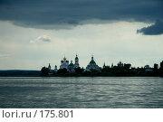 Церковь на озере Неро (2007 год). Стоковое фото, фотограф Светлана Архи / Фотобанк Лори