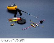 Купить «Рыболовные снасти для зимней рыбалки», фото № 176201, снято 15 января 2008 г. (c) Константин Покровский / Фотобанк Лори