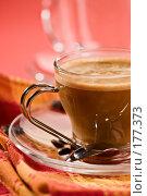 Купить «Кофе», фото № 177373, снято 1 сентября 2005 г. (c) Кравецкий Геннадий / Фотобанк Лори