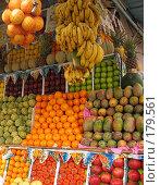 Купить «Фрукты», фото № 179561, снято 1 декабря 2007 г. (c) Юлия Подгорная / Фотобанк Лори