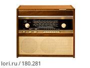 Купить «Радиола», фото № 180281, снято 26 января 2005 г. (c) Кравецкий Геннадий / Фотобанк Лори
