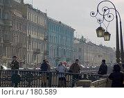 Купить «Весна. Канал Грибоедова. Петербург», эксклюзивное фото № 180589, снято 16 апреля 2006 г. (c) Александр Алексеев / Фотобанк Лори